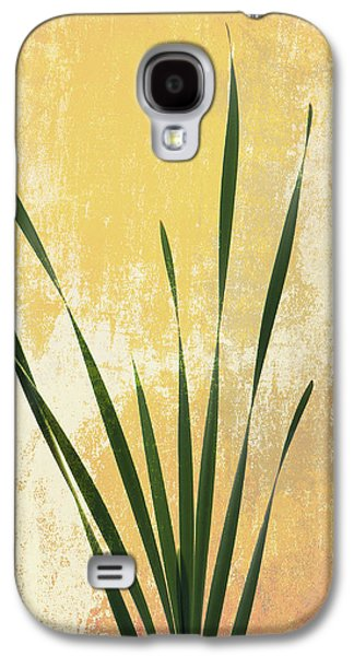Abstract Nature Galaxy S4 Cases - Summer is Short 1 Galaxy S4 Case by Ari Salmela