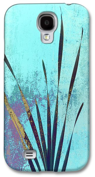 Abstract Nature Galaxy S4 Cases - Summer is Short 3 Galaxy S4 Case by Ari Salmela