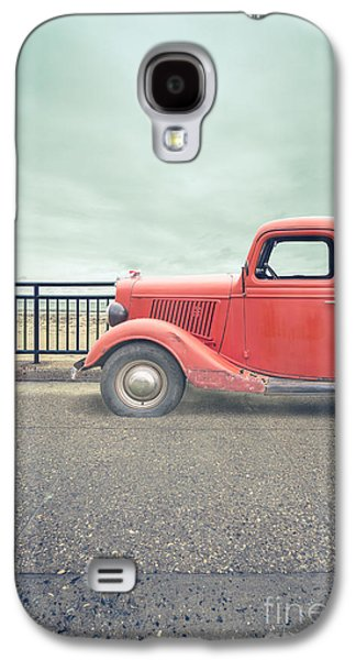 Summer Loving Galaxy S4 Case by Edward Fielding