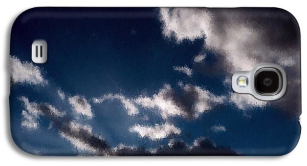 Midday Paintings Galaxy S4 Cases - Summer of heaven  Galaxy S4 Case by Chiheb Eddine Fatnassi