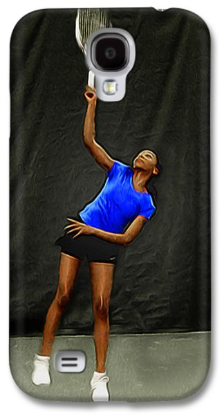 African-american Galaxy S4 Cases - Summer Service Galaxy S4 Case by Joe Paradis