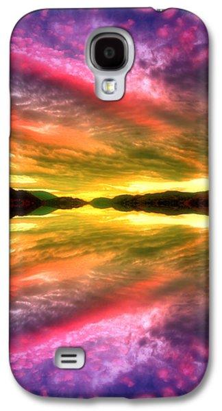 Tara Turner Galaxy S4 Cases - Summer Skies at Skaha Galaxy S4 Case by Tara Turner
