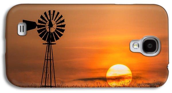 Sun Galaxy S4 Cases - Summer Sun Galaxy S4 Case by Bill Wakeley