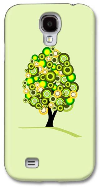 Summer Tree Galaxy S4 Case by Anastasiya Malakhova