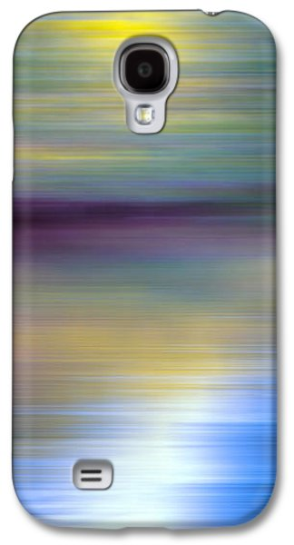 Grapes Art Deco Galaxy S4 Cases - Sun Kissed Planet Galaxy S4 Case by Evie Carrier