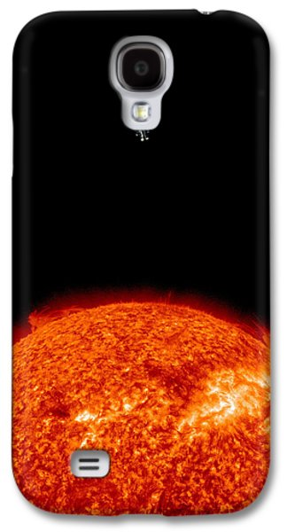 Sun Galaxy S4 Cases - Sun Vacation Galaxy S4 Case by Rr Co