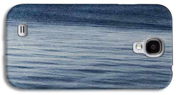 Ocean Art Photography Galaxy S4 Cases - Sundet- Abstract Art Galaxy S4 Case by Linda Woods