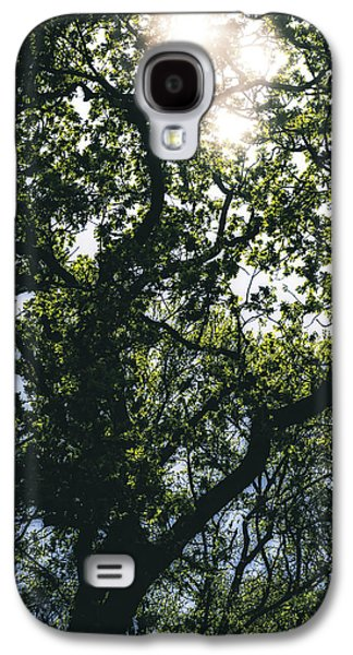 Sun Galaxy S4 Cases - Sunny Day Galaxy S4 Case by Joana Kruse