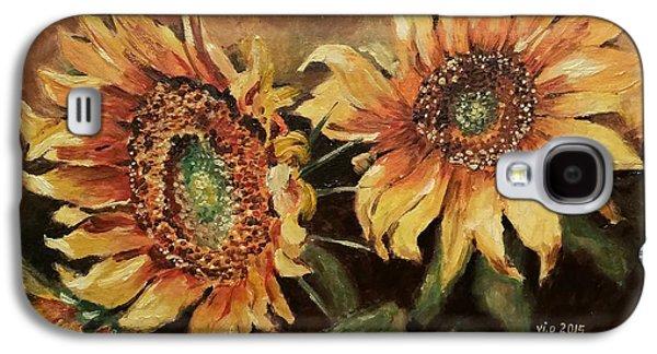 Sun Galaxy S4 Cases - Sunny days Galaxy S4 Case by Violeta Oprea