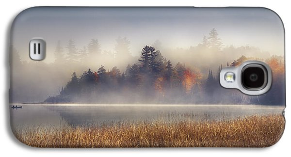 Sunrise In Lake Placid  Galaxy S4 Case by Magda  Bognar