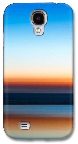 Sunset At Ottawa Lake Galaxy S4 Case by Scott Norris