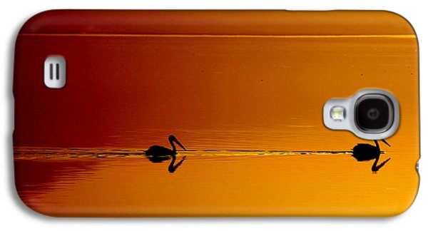 Laurie Search Photographs Galaxy S4 Cases - Sunset Cruising Galaxy S4 Case by Laurie Search