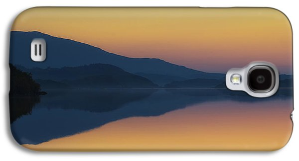 Surreal Landscape Galaxy S4 Cases - Sunset Galaxy S4 Case by Frank Fullard