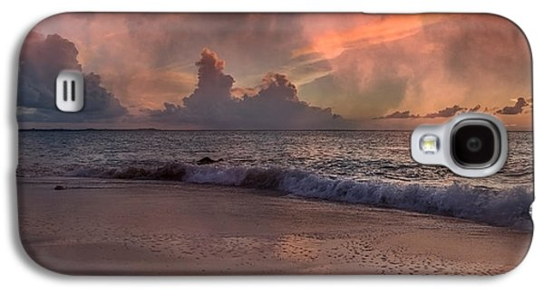 Timing Galaxy S4 Cases - Sunset Movie  Galaxy S4 Case by Betsy C  Knapp