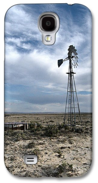 Machinery Tapestries - Textiles Galaxy S4 Cases - Survival on Separation Flats Galaxy S4 Case by Nena Trapp