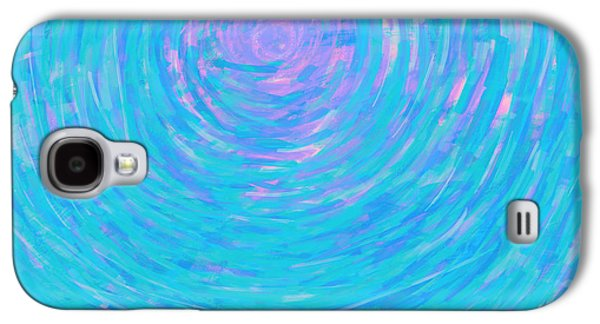 Artistic Paintings Galaxy S4 Cases - Sweet Dream Galaxy S4 Case by Atiketta Sangasaeng