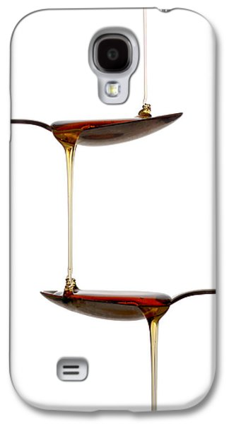 Messy Photographs Galaxy S4 Cases - Sweet Galaxy S4 Case by Gert Lavsen