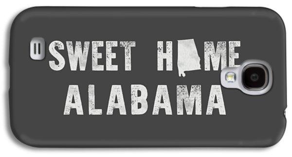 Sweet Home Alabama Galaxy S4 Case by Nancy Ingersoll
