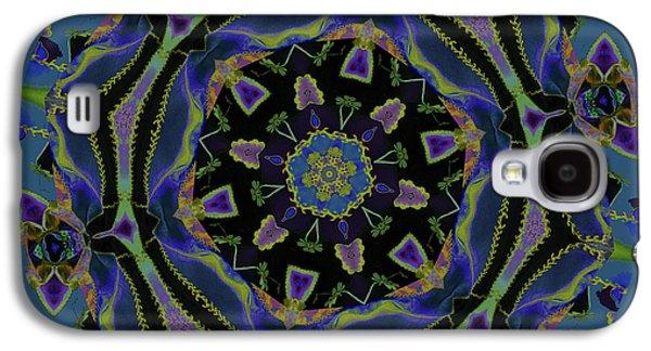 Geometric Digital Art Galaxy S4 Cases - Sweet Memories Galaxy S4 Case by Bonnie Bruno