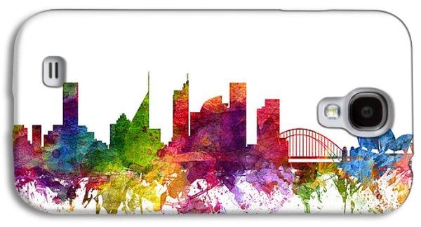 Sydney Australia Cityscape 06 Galaxy S4 Case by Aged Pixel