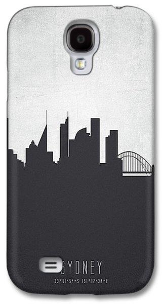 Sydney Australia Cityscape 19 Galaxy S4 Case by Aged Pixel