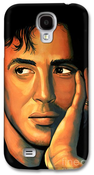 Sylvester Stallone Galaxy S4 Case by Paul Meijering