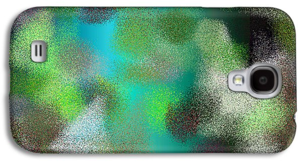 Recently Sold -  - Abstract Digital Digital Art Galaxy S4 Cases - T.1.1565.98.5x4.5120x4096 Galaxy S4 Case by Gareth Lewis