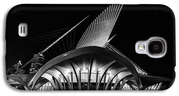 Take A Seat Galaxy S4 Case by CJ Schmit