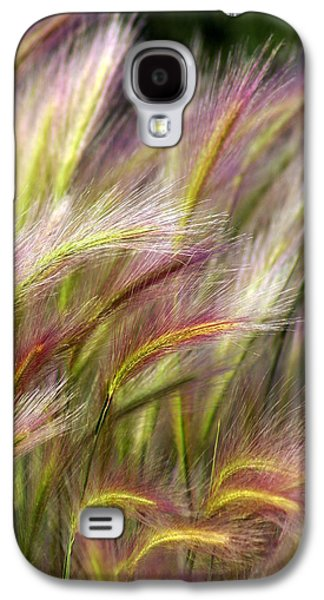 Plants Galaxy S4 Cases - Tall Grass Galaxy S4 Case by Marty Koch