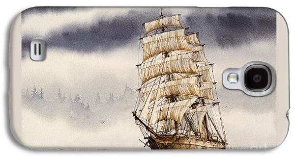 Tall Ship Adventure Galaxy S4 Case by James Williamson