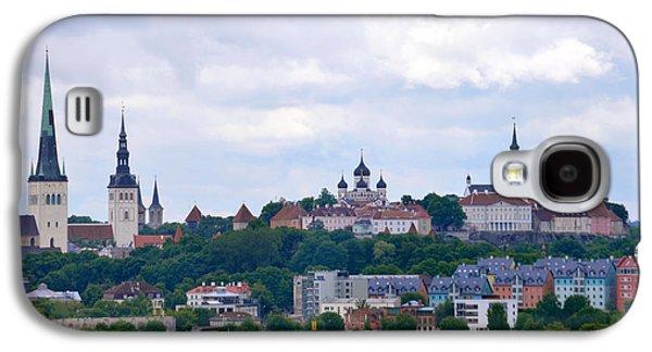 Tallinn Galaxy S4 Cases - Tallinn Estonia. Galaxy S4 Case by Terence Davis