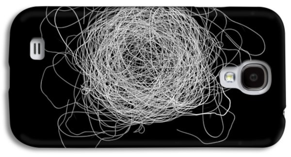 Tangled And Twisted Galaxy S4 Case by Scott Norris