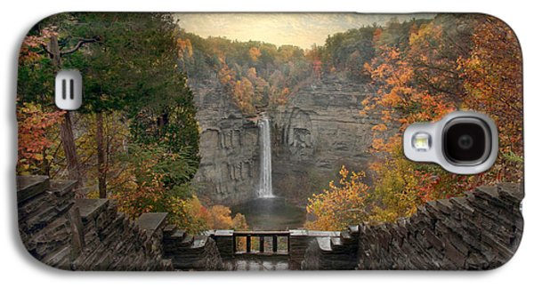 Taughannock Lights Galaxy S4 Case by Jessica Jenney