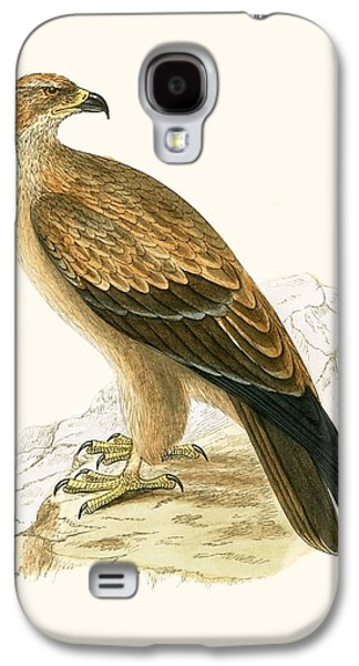 Tawny Eagle Galaxy S4 Case by English School