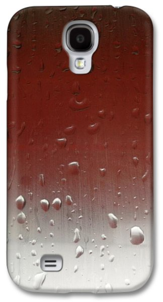 Abstract Nature Galaxy S4 Cases - Tears of Dreams You Let Die Galaxy S4 Case by Anna Fabro