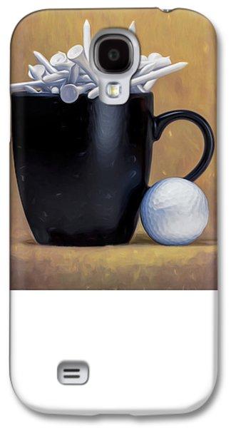 Tee Cup Galaxy S4 Case by Tom Mc Nemar