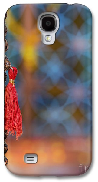 Rosary Galaxy S4 Cases - Temple Japamala Galaxy S4 Case by Tim Gainey