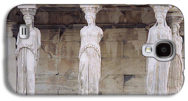 Temple Of Athena Nike Erectheum Galaxy S4 Case by Panoramic Images