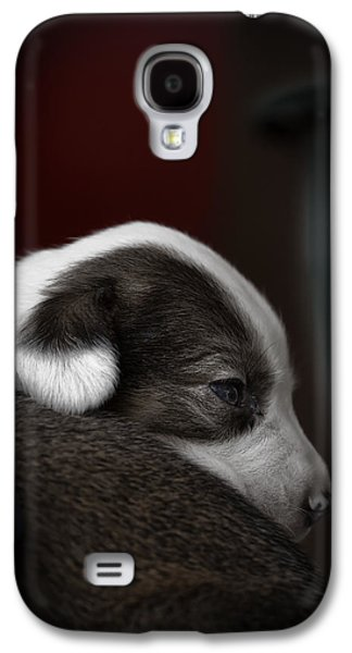 Photographs Galaxy S4 Cases - Tenderness Galaxy S4 Case by Edgar Laureano