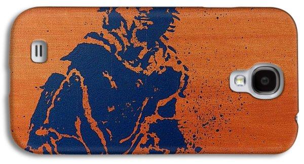 Tennis Splatter Galaxy S4 Case by Ken Pursley