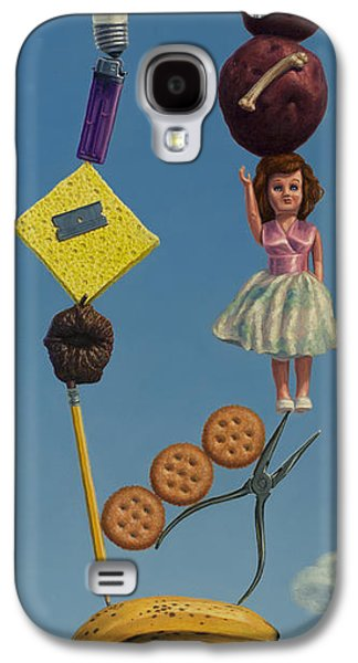 Tenuous Still-life 2 Galaxy S4 Case by James W Johnson