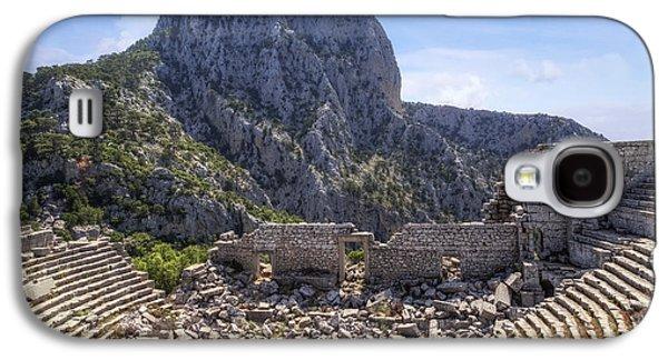 Ancient Galaxy S4 Cases - Termessos - Antalya Galaxy S4 Case by Joana Kruse