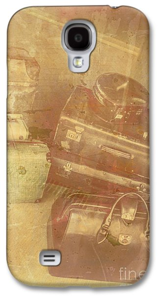 Terminal Goodbye Galaxy S4 Case by Jorgo Photography - Wall Art Gallery
