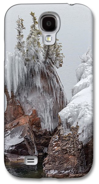 Tettegouche Galaxy S4 Case by Mary Amerman