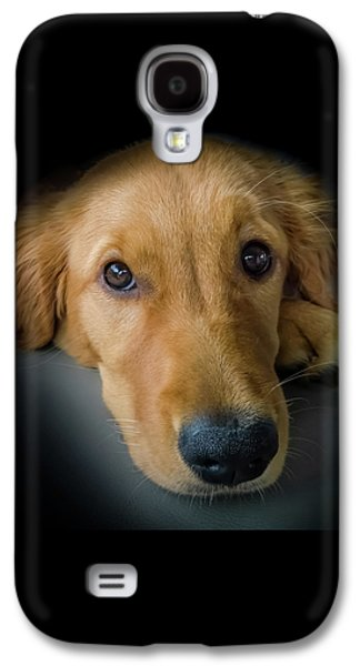 Thanks For Picking Me Galaxy S4 Case by Karen Wiles
