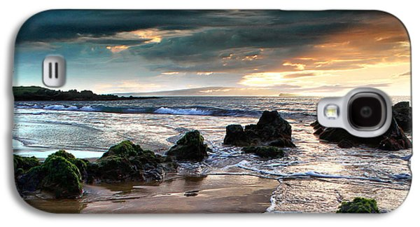 Beach Landscape Galaxy S4 Cases - The Absolute Galaxy S4 Case by Sharon Mau