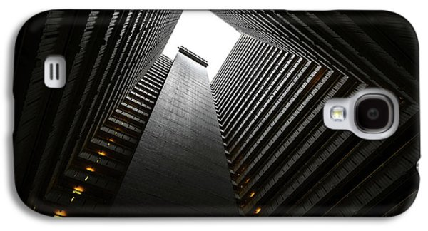 The Abyss, Hong Kong Galaxy S4 Case by Reinier Snijders
