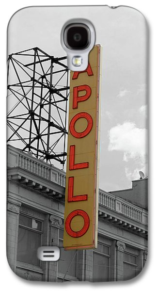 The Apollo In Harlem Galaxy S4 Case by Danny Thomas