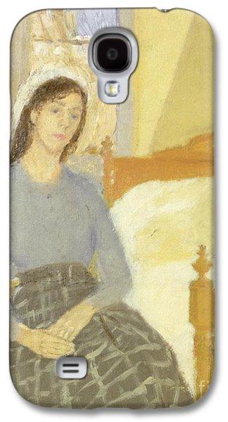 The Artist In Her Room In Paris Galaxy S4 Case by Gwen John