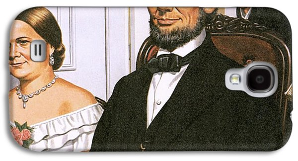 The Assassination Of Abraham Lincoln Galaxy S4 Case by John Keay